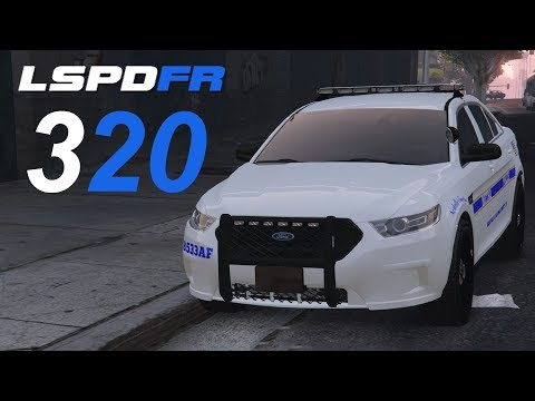 GTA 5 LSPDFR SP #320 Nashville Metropolitan Police Department