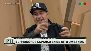 La experiencia Umbanda del Mono de Kapanga - Podemos Hablar 2019