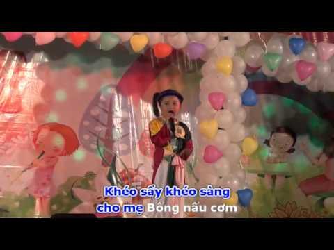 Bài hát:Cái Bống . Lý Thảo Thiên