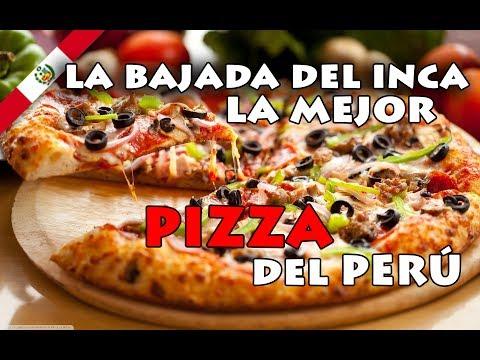 COMO HACER LA MEJOR PIZZA DEL PERÚ - Kevo ft. Miminas pizza