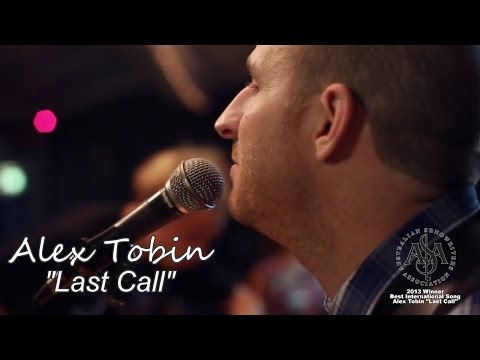 Alex Tobin - Last Call