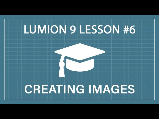 How to Render 3D Images: Lumion 9 - Tutorial