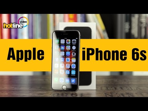 Обзор Apple iPhone 6s