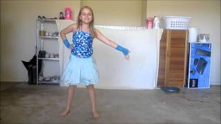 Kids Skits Dance - Starships cover by Megan Nicole and Lindsey Stirling