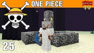 [CHƠI THỬ] Minecraft One Piece 25 - Đối Đầu Rồng Ender
