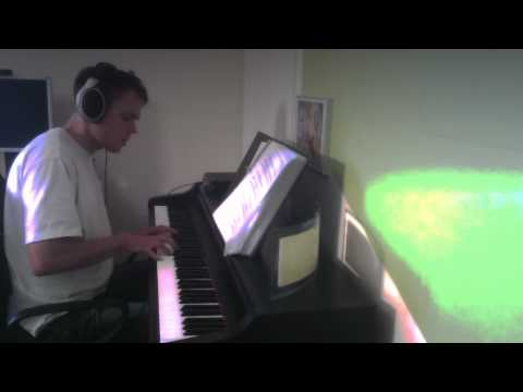 Bruno Mars - Marry You - Piano Cover - Slower Ballad Cover