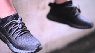 Modern Notoriety Presents The Yeezy 350 Boost Pirate Black