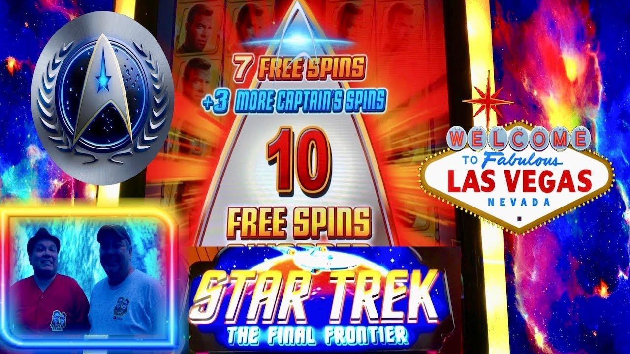 Star trek slot machine locations las vegas southern cross hotel dunedin casino