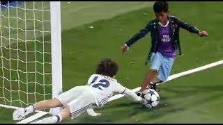 Aksi Memukai dari Sang Ronaldo Junior ini bikin satu stadion heboh