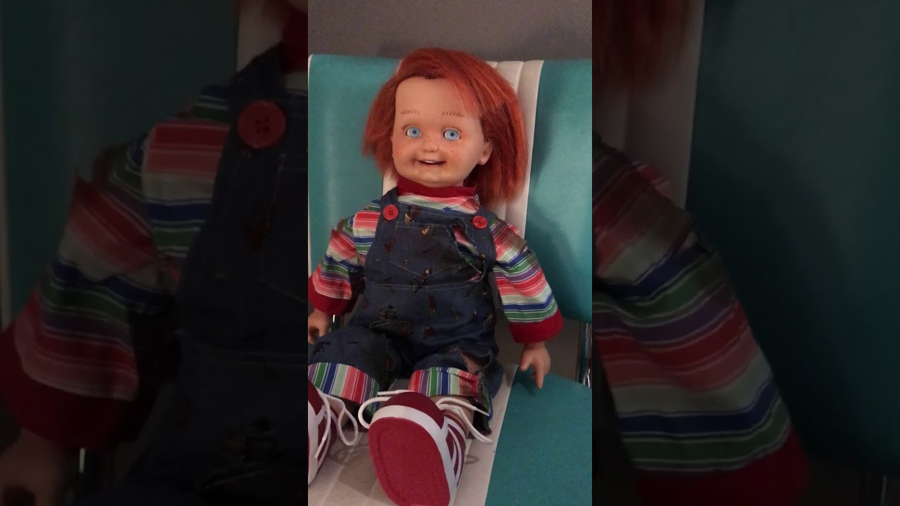 80 S Talking Doll Chucky Good Guy Youtube