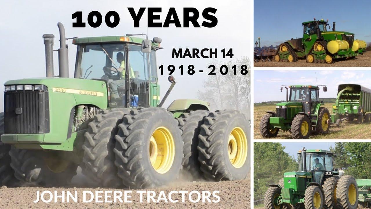 Dating john deere tractors