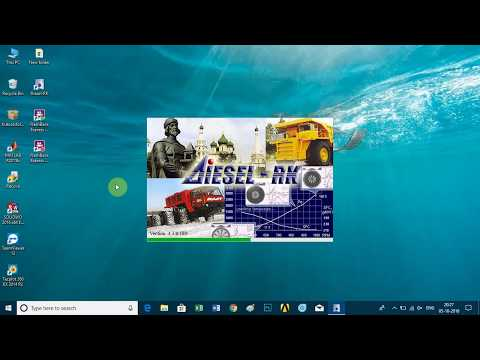 Diesel RK tutorial- simulation of a CI engine