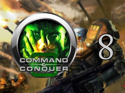 Command & Conquer 3 Tiberium Wars - Let's Play - GDI - Act 2 -  Cairo
