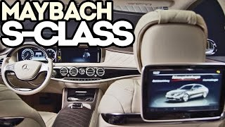 ► 2016 Mercedes-Maybach S-Class - Interior & Exterior Design