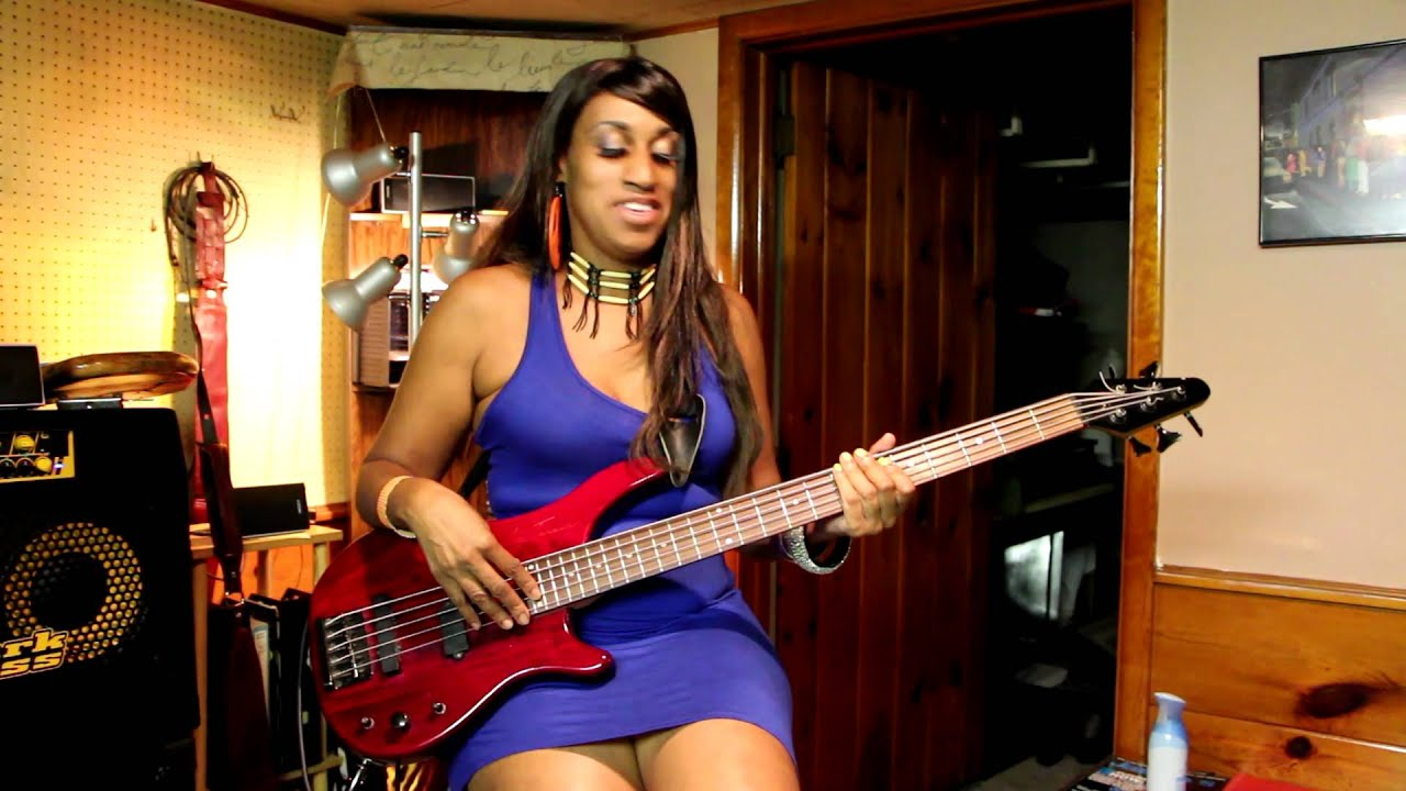 Detroit Bass Player Quot Geneva Powers Quot Interview Youtube