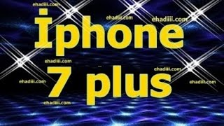 Replika İphone 7 Plus | İncelemesi | Replika Telefon | Ehadiii.com | Kopya Cep telefonu