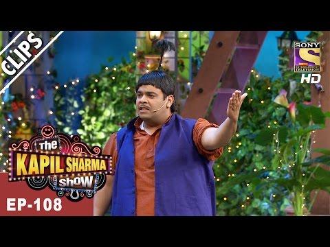 Baccha Yadav's Fun Ride With Huma Qureshi & Saqib Saleem - The Kapil Sharma Show - 21st May, 2017