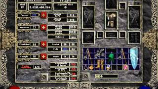Diablo 2 lord of destruction, como equipar un paladin de martillos (hammerdin)