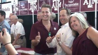 2015 Aggie Ring Day Montage