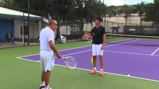 MengYuan Yang College Tennis Recruiting Video
