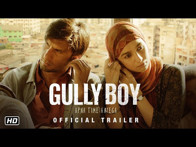 Gully Boy | Official Trailer | Ranveer Singh | Alia Bhatt | Zoya Akhtar |14th February