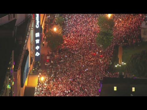 Caps Fans Awaiting Stanley Cup Win