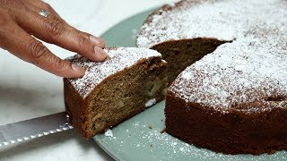 How to Make an Apple Masala Chai Cake | Sunset