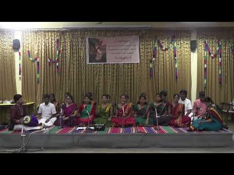 Department of Indian Music  l  University of Madras l Welcome address by Dr Rajshri Sripathy