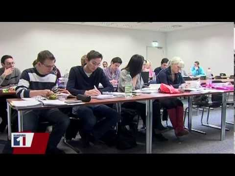 Studieren an der NBS Northern Business School in Hamburg, 2012
