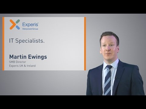 Experis UK & Ireland  IT Specialists