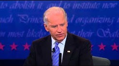 Biden to Ryan: 'That's a Bunch of Malarkey'