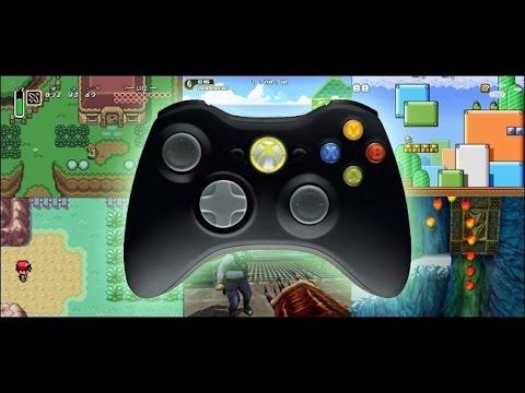 xboxdrv - Xbox 360 Wireless Controllers on Linux - Linux CLI