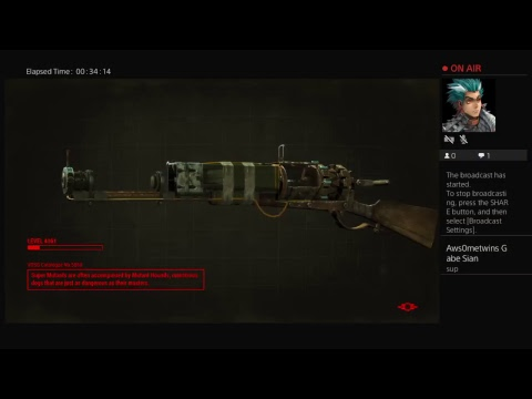 AWES0METWINS9's Live PS4 Broadcast