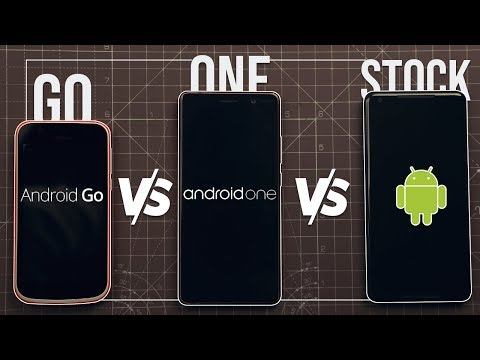 Android One Vs Android Go Vs Stock: Which One To Choose?