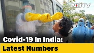 India Covid Tally Nears 80 Lakh, 43,893 New Cases; 508 Deaths In A Day