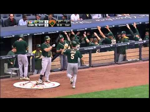 2014 Oakland Athletics - Best Moments