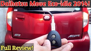 Daihatsu Move 2014 Full Review - Price Startup Specs & Features - A Budget Urban Car - Full Review