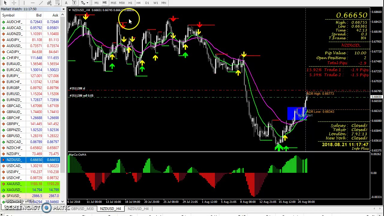 Forex Trading Easy