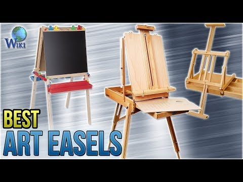 10 Best Art Easels 2018 - YouTube