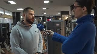 BOJE JUTRA - UKLJUČENJE: Jutarnje razgibavanje (Obrad Radović) - TV VIJESTI 24.01.2020..