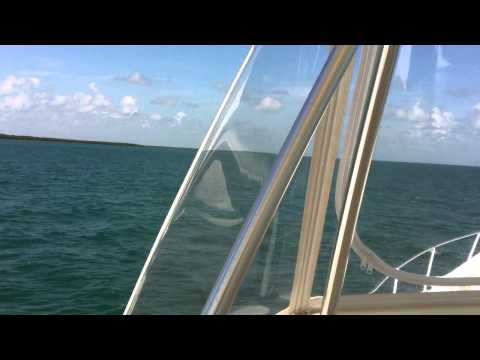 1996 Ocean Yachts Super Sport Convertible in Key Biscayne...
