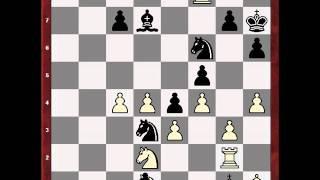ilham veren satranç maçları 1