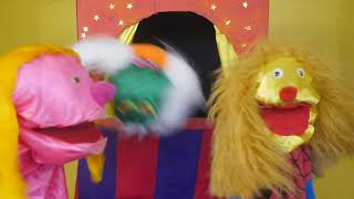 Time to get things started - on muppets!
