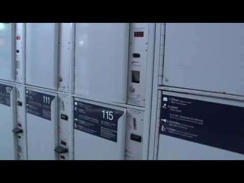 Luggage Locker On The Station Mp3
