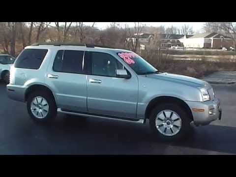 SOLD 2006 Mercury Mountaineer 4dr Luxury AWD For Sale Cincinnati Ohio