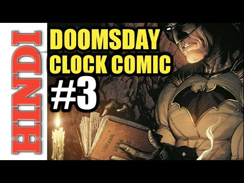 Doomsday Clock Comic Issue 3 Comedian Vs Ozymandias In Hindi