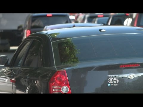 Bay Area Traffic Congestion Getting Worse