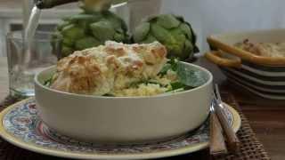 Chicken Recipes - How To Make Artichoke Chicken