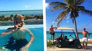 Ons Luxe Hotel Met Zwembad Op Het Dak & Golfkar! (5 Sterren *****)