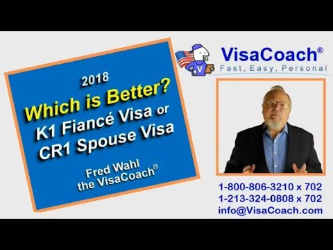 Which is better fiance visa or spouse visa